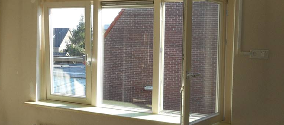 Iets Nieuws schilder, schilderen, schilderwerk, verven ramen, kozijnen dakgoten #BF95